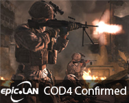 Call of Duty 4 Confirmed
