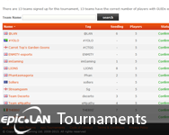 epic.ELEVEN Tournament Signups